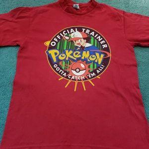 Boys Pokemon Graphic Shirt